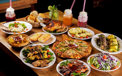 Western Cuisine Meal for 10 People
