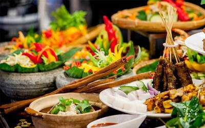 (May 28 - Jun 8) Ramadhan Buffet Dinner with Lucky Draw for 1 Person