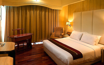 Ipoh: 2D1N Stay in Deluxe Room with Breakfast for 2 People