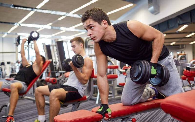 1-Month Gym Membership for 1 Student