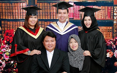 Graduation Studio Photoshoot for 9 – 20 People