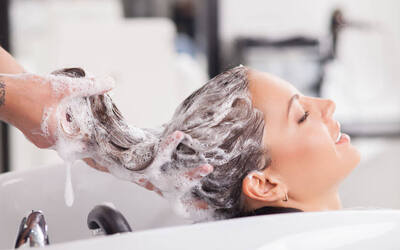 Hair Wash and Blow for 1 Person (10 Sessions)