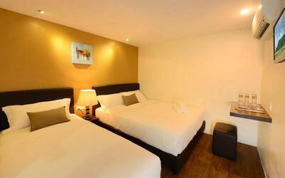 Langkawi: 4D3N Stay in Triple Room for 3 People