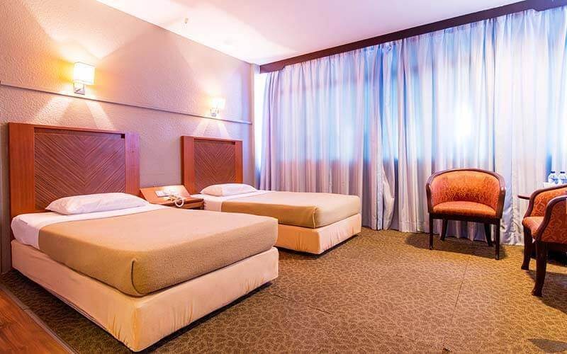 Taiping: 2D1N Stay in Standard Room for 2 People