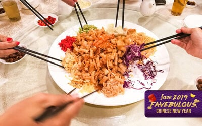 [CNY] Jellyfish Yee Sheng for 3 - 4 People