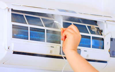 Air Conditioner Servicing for 2 Units (1 Session)