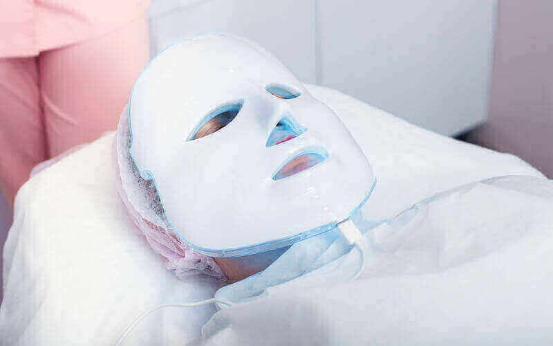 45-Minute Rejuvenate Light (Photon) Therapy Facial Treatment for 1 Person