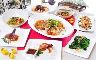 (Mon - Sun, PH) China Treasures Power Lunch Buffet for 1 Person