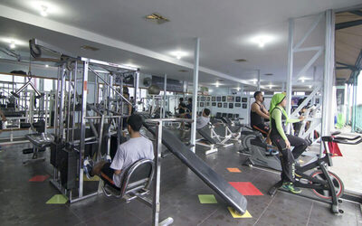 1 Month Membership (Unlimited Visit for Gym)