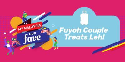 [Merdeka in Penang] Fuyoh Couple Treats Leh!