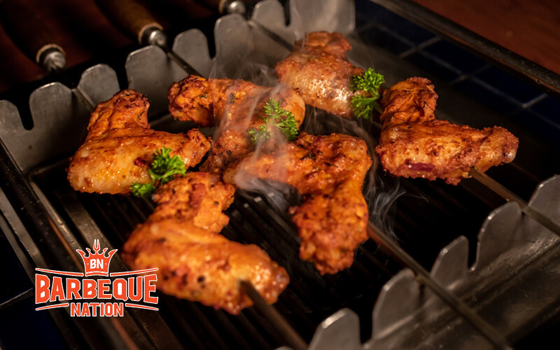 Barbeque Nation: (Mon - Fri) BBQ Lunch Buffet for 1 Person