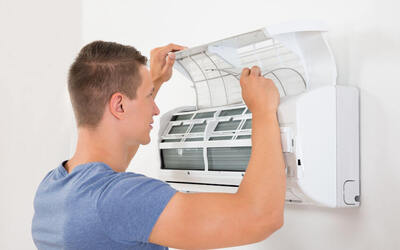 Air Conditioner Servicing for 3 Units