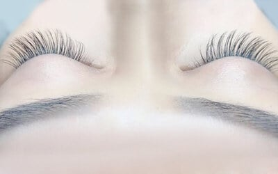 Natural Korean Mink Eyelash Extensions for 1 Person