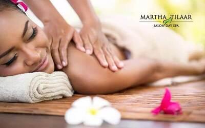 Aromatic Massage + Boreh (75 Menit)