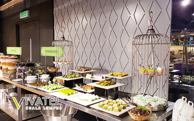 Early Bird: Ramadhan Iftar Sajian Ibunda Buffet for 1 Adult