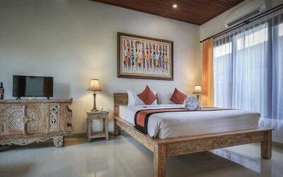 Denpasar: 2D1N in Deluxe Room + Breakfast + Afternoon Tea