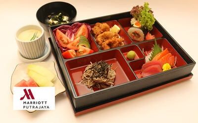 Sunday Bento Set for 1 Person
