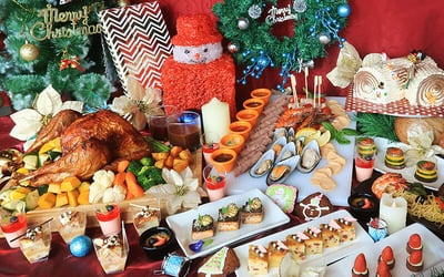 (Dec 24) Christmas Eve Buffet Dinner for 1 Person