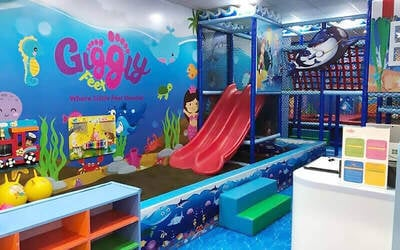 (Sat - Sun, Eve, and Public Holiday) 2-Hour Playtime in Indoor Playground for 1 Child