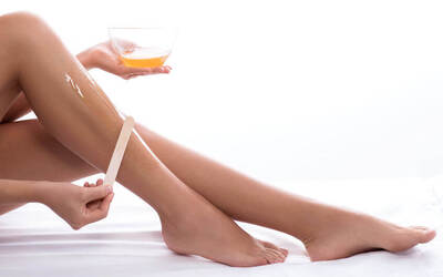 Lower Leg Waxing for 1 Person