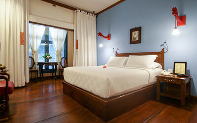 Malang: 2D1N in Deluxe Room + Breakfast + Afternoon Tea + Massage (15 Minutes)