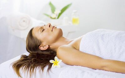 Oxygen Therapy Facial for 1 Person
