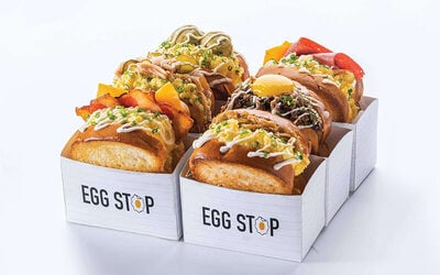 Buy 1 Free 1 Egg Stop Korean Sandwich with Drink