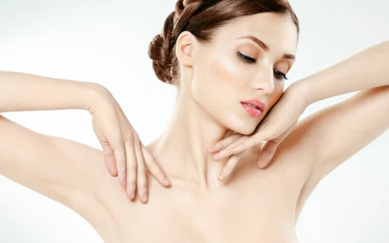 1x IPL Underarm + Double Cleansing