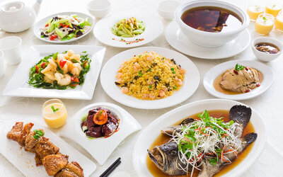 10-Course Shanghai Cuisine for 10 person