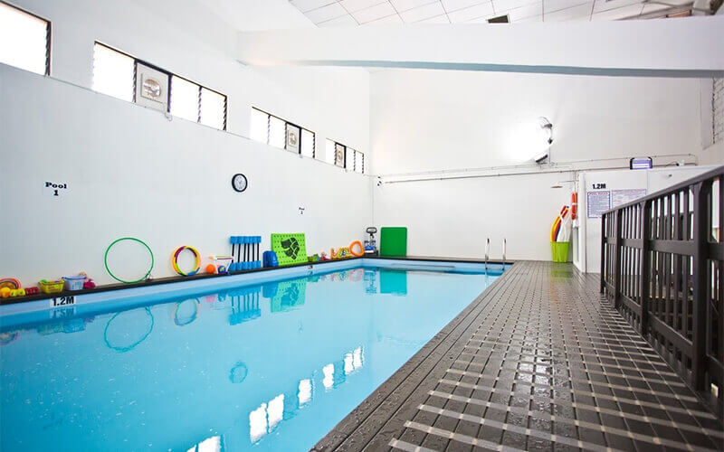Little Splashes Swim School featured image.