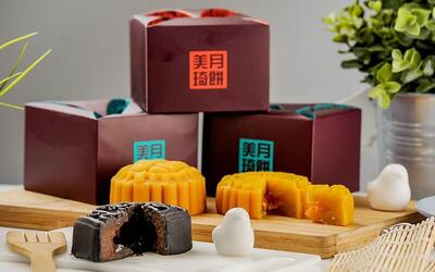 [Mid-Autumn] One (1) Piece of Special Edition Lava Mooncake