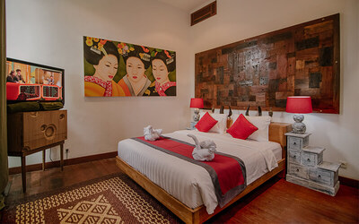 Bali: 3D2N in One Bedroom Pool Villa + Breakfast + Afternoon Tea + Lunch