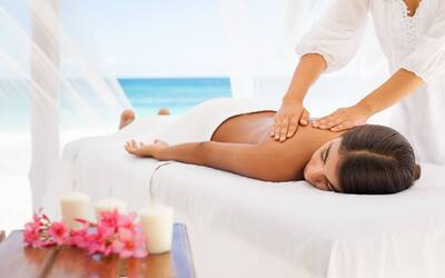 1.5-Hour Lymphatic Full Body Massage and Energy Healing Detox Spa for 1 Person