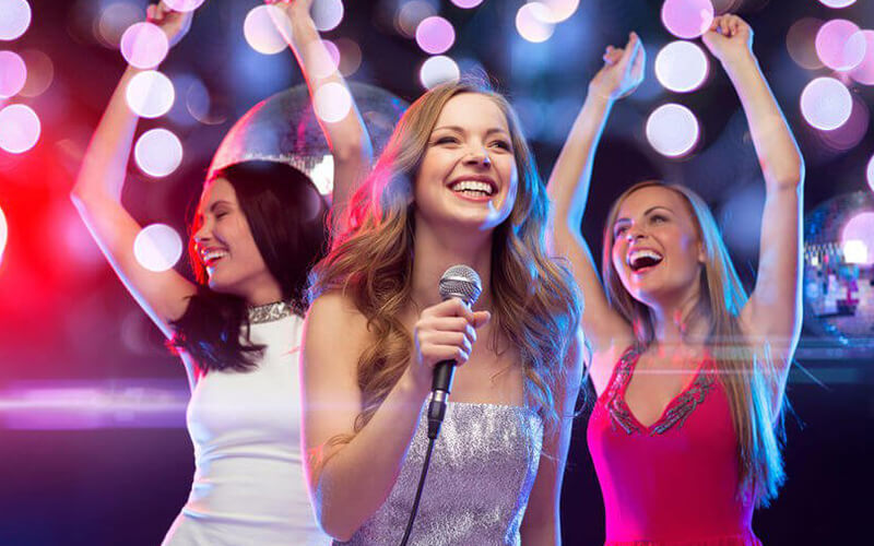 2-Hour Singing Session for Up to 4 People