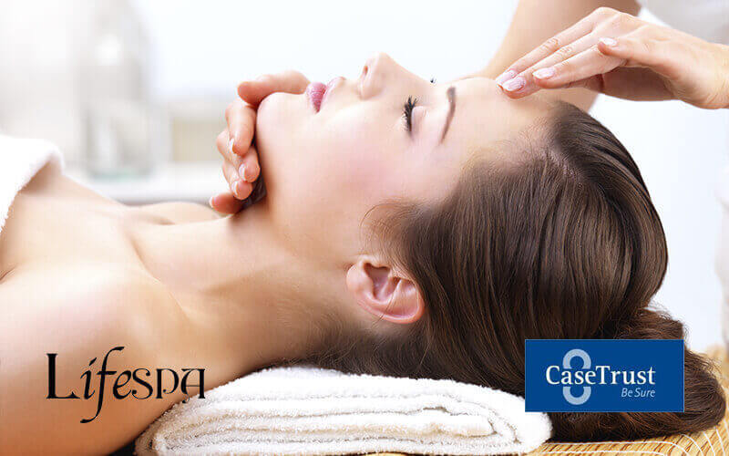 [11.11 Sale] 75-Minute Golden Radiance Facial with Refreshing Eye Treatment for 1 Person