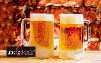 Ten (10) Mugs of Carlsberg Beer