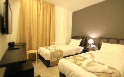 Malacca: 2D1N Stay in Superior Double Room for 2 People