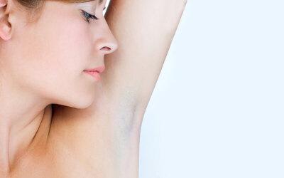 (PAKET 3x Sesi) IPL Rejuvenation + Hair Removal Underarm