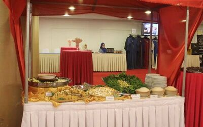 Ramadhan Buffet for 1 Person
