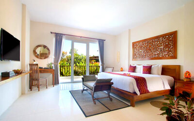 Ubud: 3D2N Superior Room + Breakfast + Massage