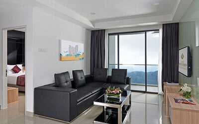 Genting: 2D1N Stay in 2-Bedroom Apartment with Breakfast for 4 People