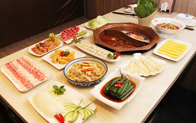 RM100 Cash Voucher for Chinese Cuisine and Steamboat