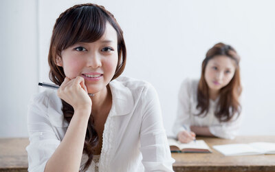 Adults' English / Korean Classes for 1 Person