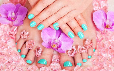 Basic Mani-Pedi for 1 Person