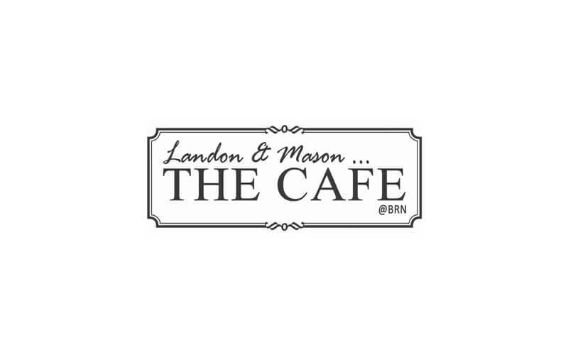 """Landon & Mason """"The Cafe"""" featured image."""