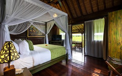 Ubud: 4D3N in Suite Villa + Breakfast + Daily Afternoon Tea + Massage