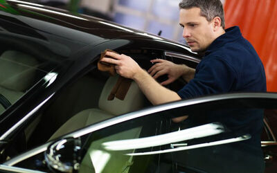[Flash] Full Meguiar's Auto Detailing with 4-Layer Treatment, Windscreen Treatment, and Engine Cleaning for 1 Car