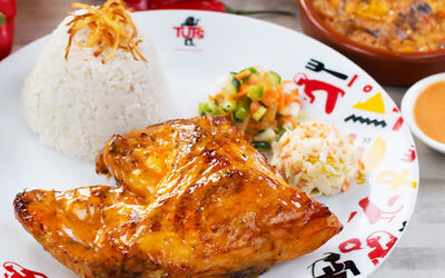 RM50 Cash Voucher for Egyptian Cuisine