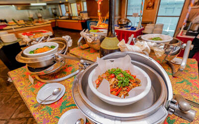 (Mon - Fri) Lunch Buffet for 1 Person