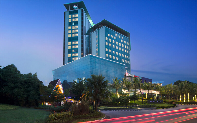 (Free and Easy) Batam: 2D1N Stay at Best Western Premier Panbil with 2-Way Ferry Transfer for 1 Person